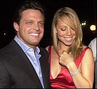 Luis Miguel And Mariah Carey