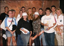 Denver meet and greet photo the mariah carey archives here are the members of hbf that had a chance to go backstage to see mariah after the denver show many fans had a chance to bring gifts say hello and see m4hsunfo Images