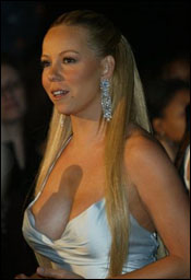 Mariah carey s boob
