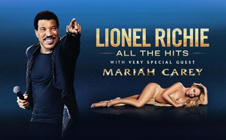 Mariah Carey, Lionel Richie not feuding over concert tour | mcarchives.com
