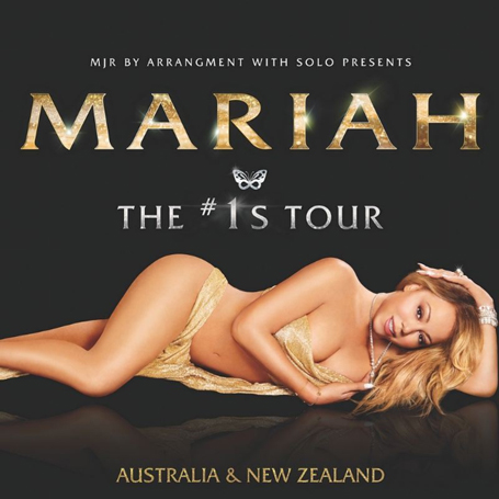 Mariah's photo for tour sends social media into meltdown | mcarchives.com