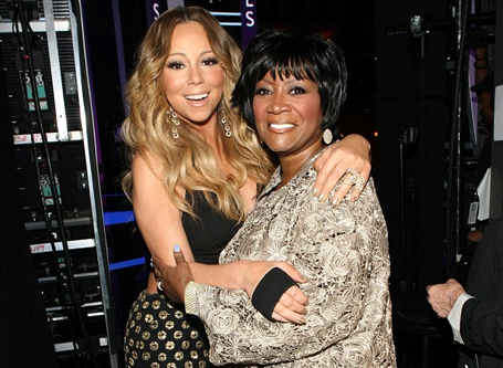 Patti LaBelle slapped Mariah Carey early on in her career | mcarchives.com