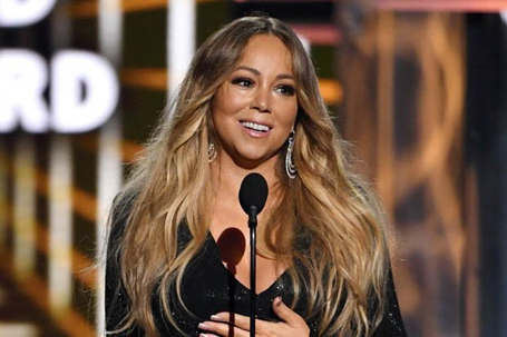 Mariah Carey misses Ivor Novello Awards | mcarchives.com