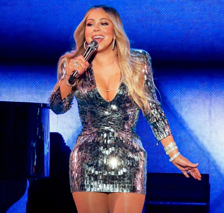 Trailblazing women in entertainment, including Mariah | mcarchives.com