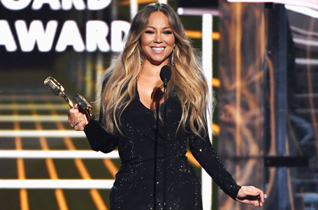 Mariah Carey enters top 5 on Billboard Artist 100 | mcarchives.com