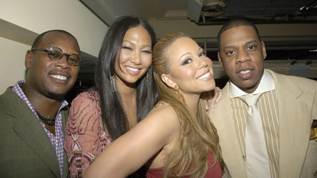 Mariah Carey and others react to Andre Harrell's death | mcarchives.com