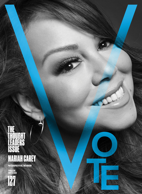 The Thought Leaders Issue: Mariah Carey | mcarchives.com