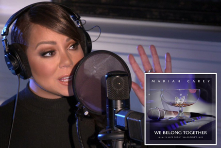 Mariah Carey releases mix of We Belong Together | mcarchives.com