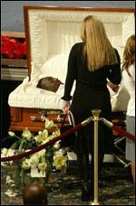 Mariah Friends Gather For O D B S Funeral The Mariah