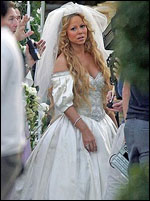 Mariah Carey Dresses For Her Ex