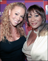 Mariah and Patti LaBelle to record a Christmas song | The Mariah ...