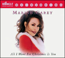 "Mariah Carey's contemporary yuletide classic ""All I Want For Christmas Is You"", already the best-selling holiday ringtone of all time, has now become the ..."
