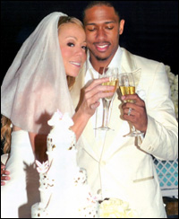 Mariah Carey planning second wedding to Nick Cannon   The Mariah ...
