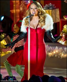 mariah carey announces christmas concerts in nyc