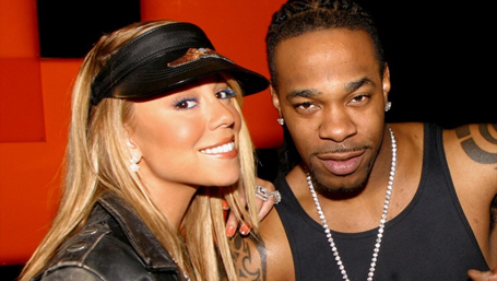 Busta Rhymes and Mariah Carey's video drops today | mcarchives.com