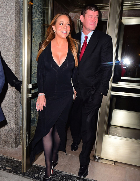Mariah Carey\'s engagement ring cost $10 million | mcarchives.com