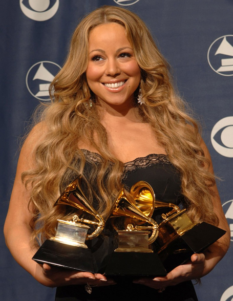 Will Mariah Carey win Grammys in the general field? | mcarchives.com