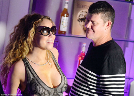 Mariah Carey - Touch My Body (Remixes)